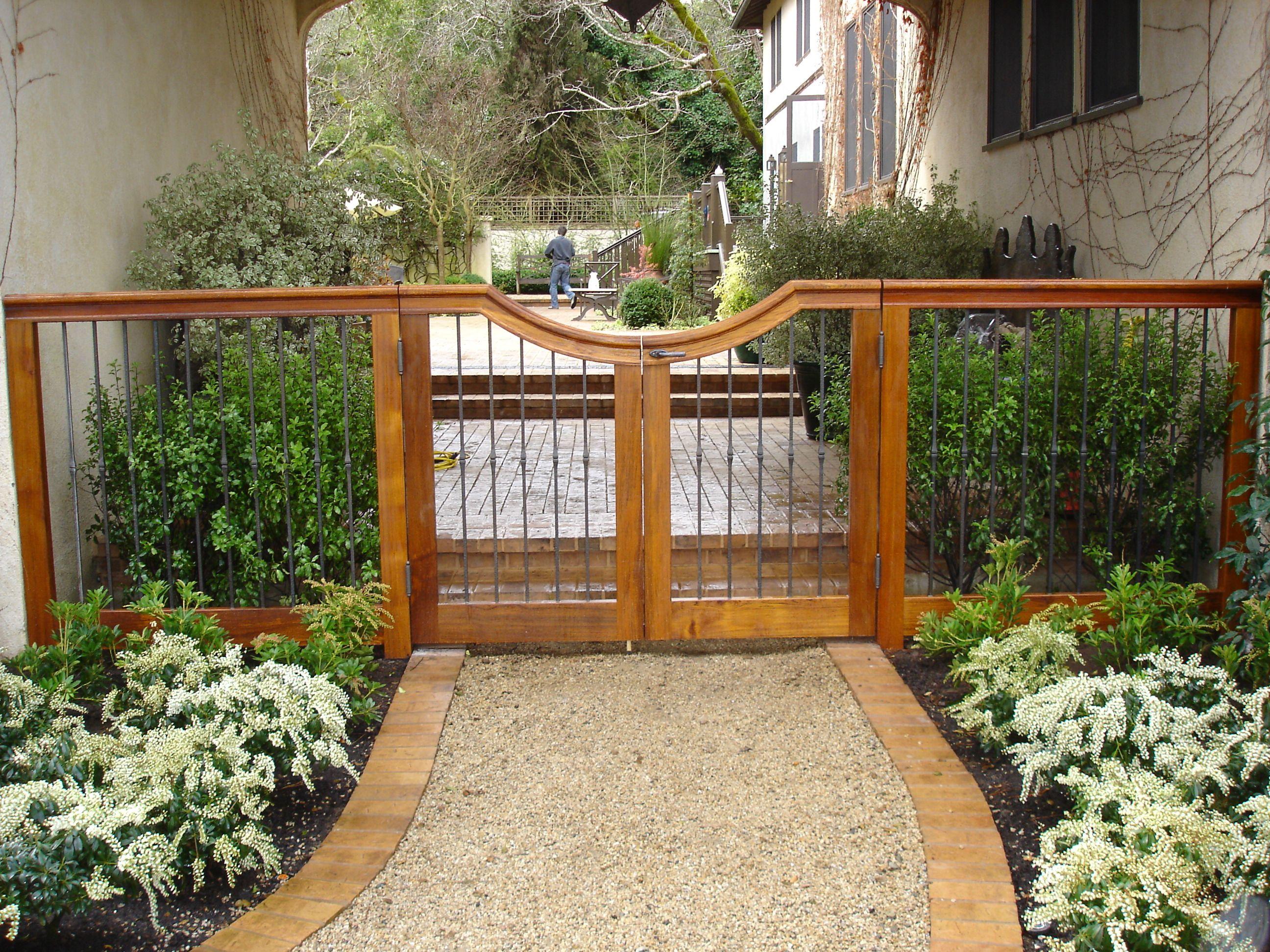 Ornamental iron panels - Ornamental Iron Fencing By Hy Tech