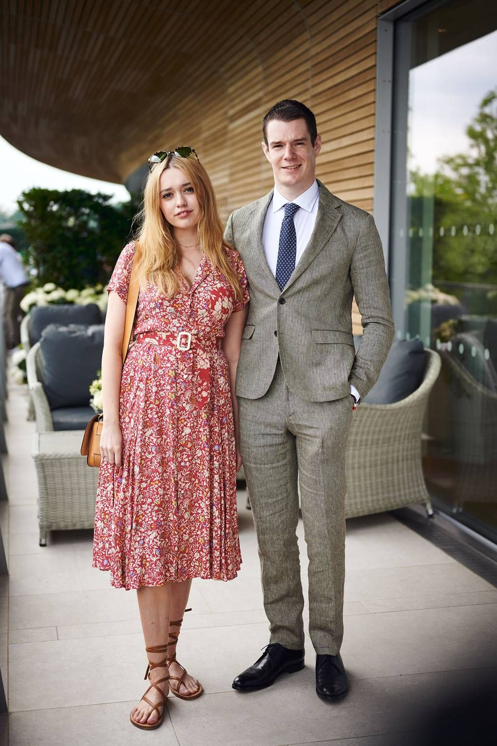 All Of The Celebrities At Wimbledon 2019 Celebrity Couples