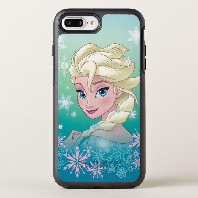 Elsa Winter Portrait OtterBox iPhone Case