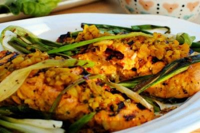 Baked salmon with southeast asian marinade recipe food diabetic baked salmon with southeast asian marinade recipe food diabetic forumfinder Images