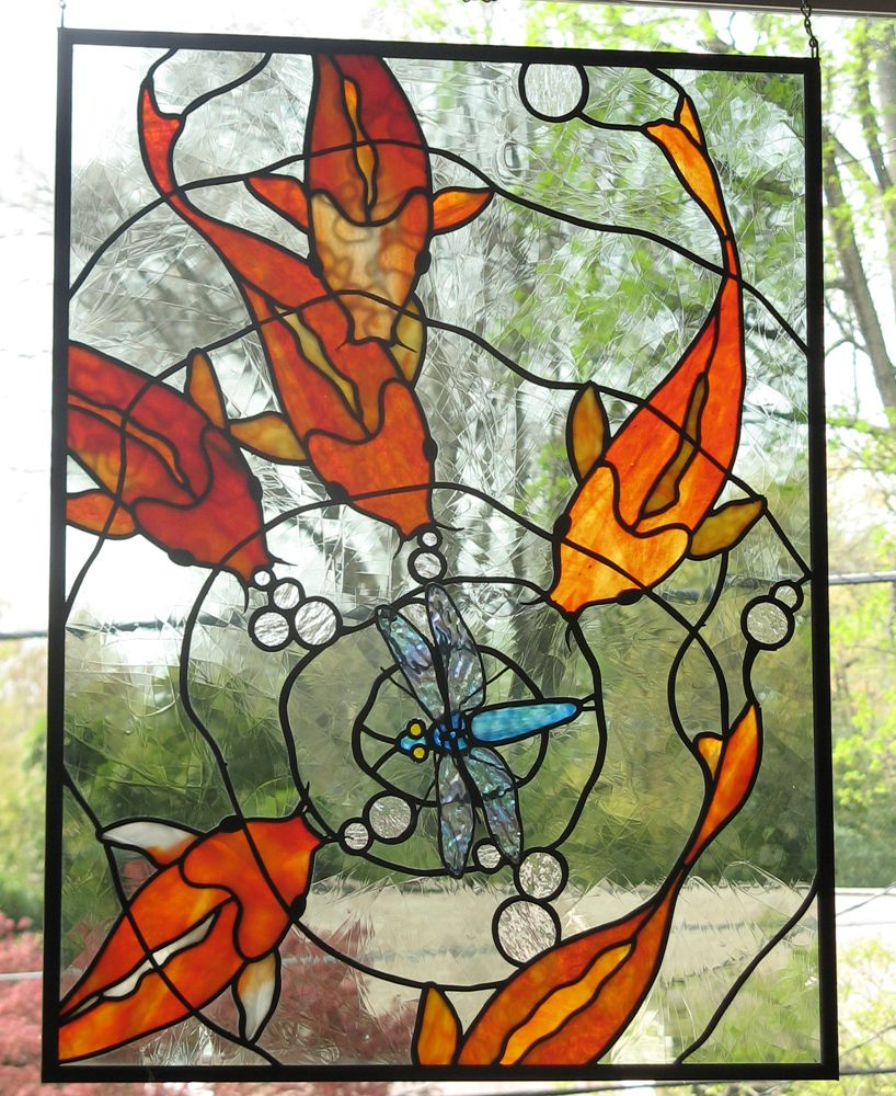 Glass Patterns On Pinterest Stained