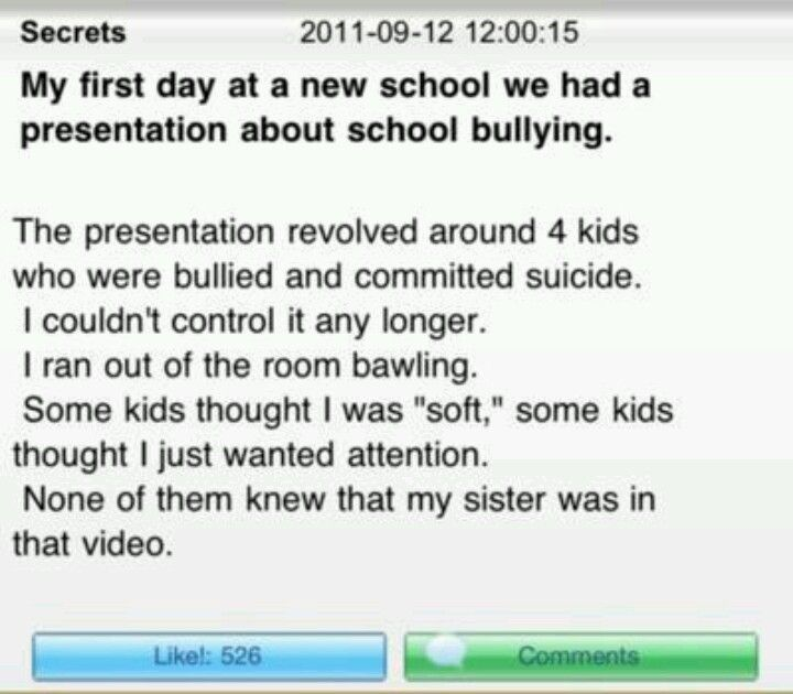 Sad Quotes About Bullying Tumblr: Oh My Gosh...goes To Show You-everyone's Battles Are
