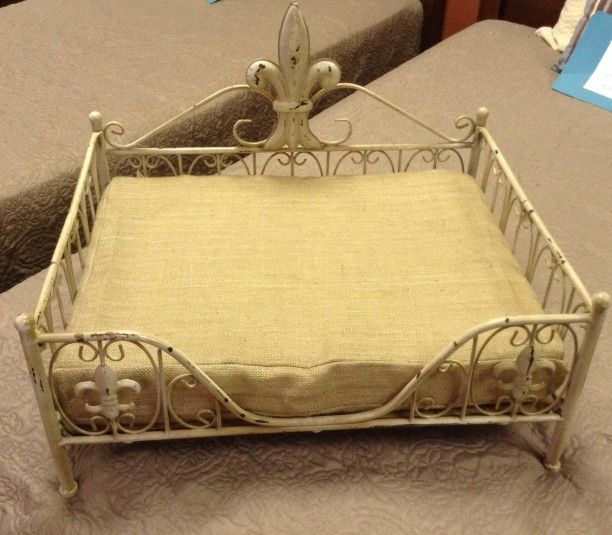Doggie Bed - Metal Frame Doggie Bed - $88.95
