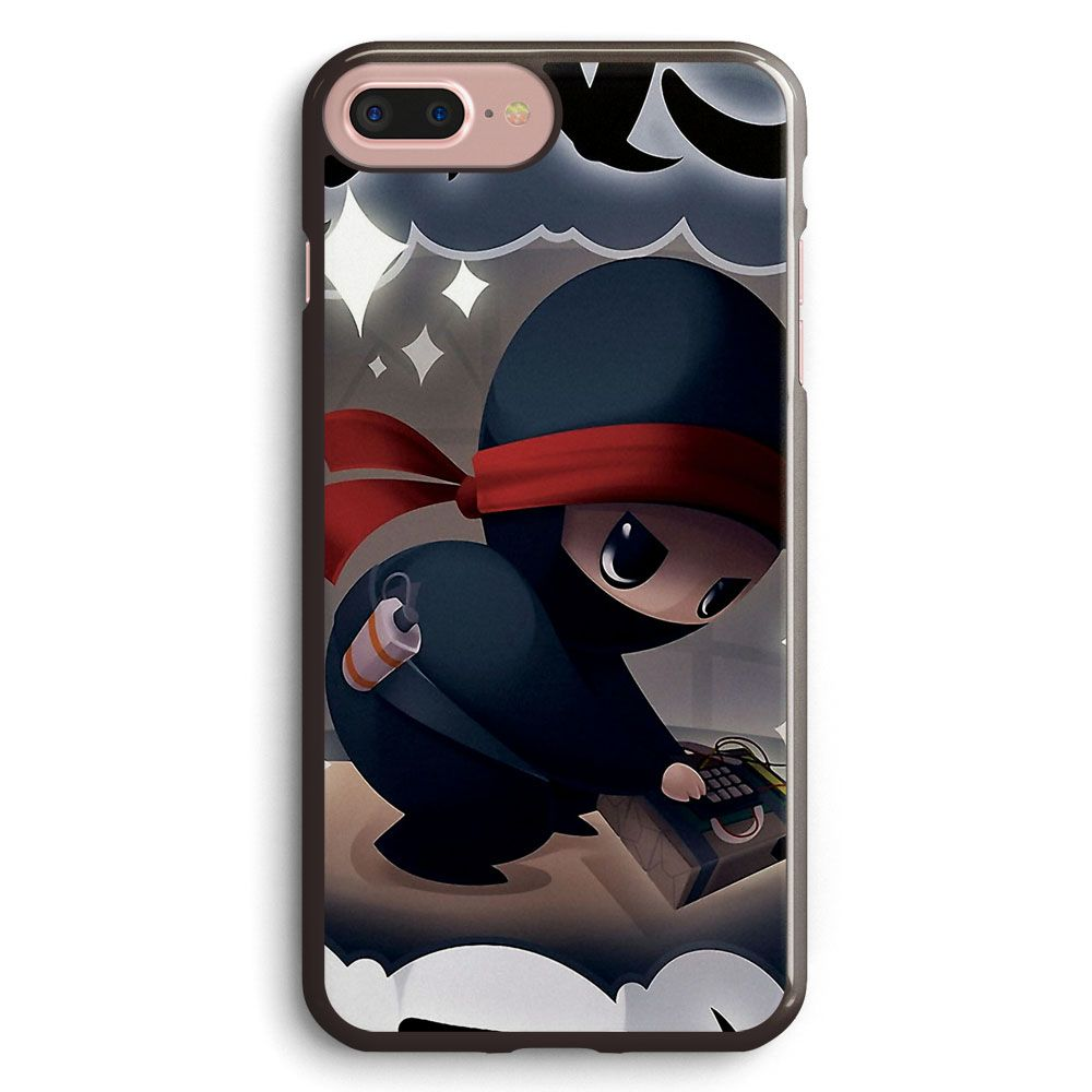 Sparkles Ninja Defuse iphone case