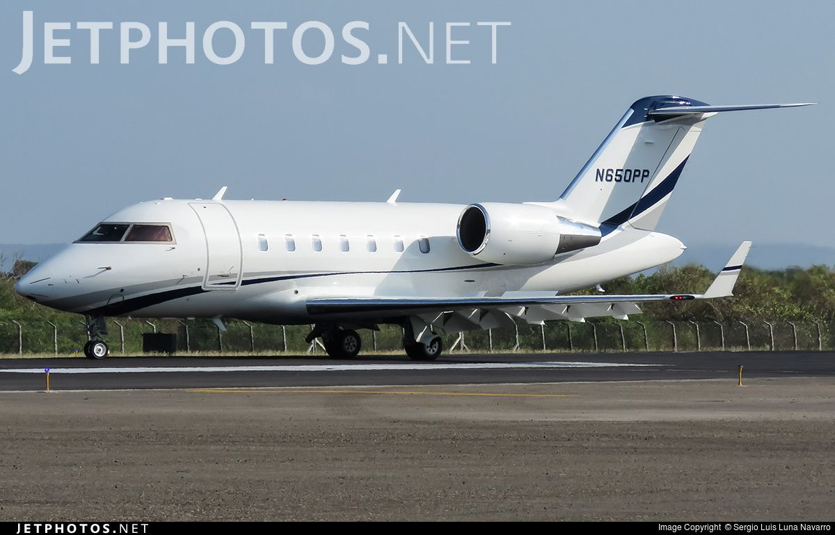 Wells Fargo Bank Northwest NA Trustee  N650PP  Bombardier CL
