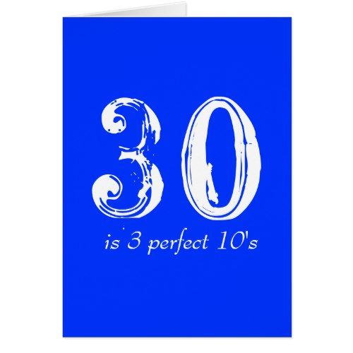 Dirty Thirty Birthday Card 30th Birthday Party Pinterest 30