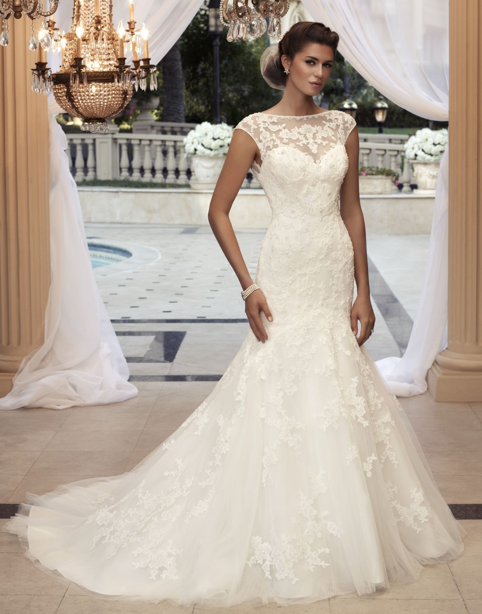 fa1589b8db2a Casablanca Bridal Style 2110, 2000 Dreams Bridal 858-541-0684 ...