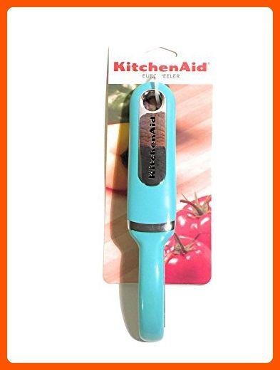 Kitchenaid Euro Peeler Turquoise Blue Kitchen Gadgets Amazon
