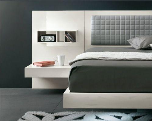 Modern bedframe | stuff i like | Pinterest | Modern, Italian ...