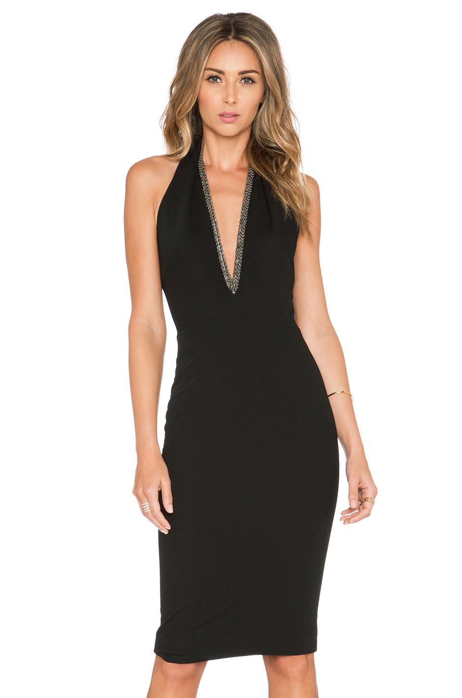 Elle Zeitoune Mason Dress in Black