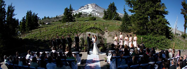 Wedding Mt Hood Venues