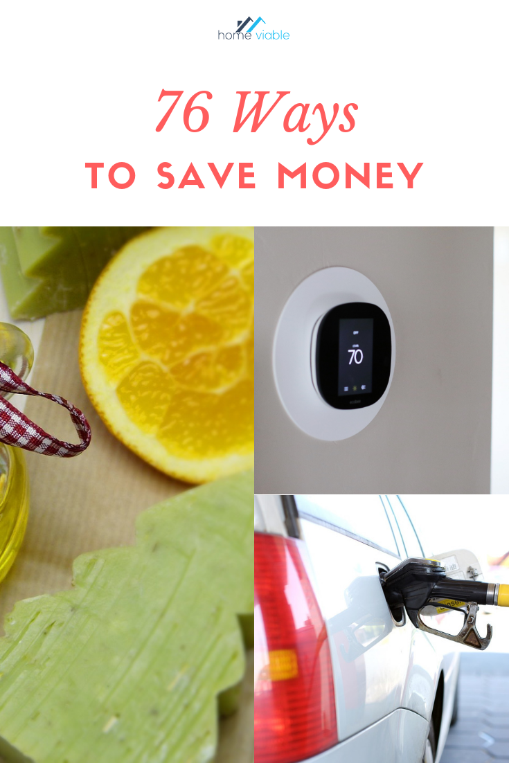 How to Save Money Each Month 76 Easy Things To Do