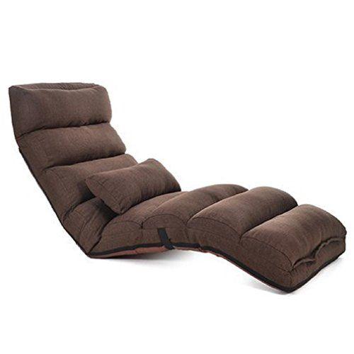 Pleasant Zljtyn Lounge Chairs Deck Chairs Floor Folding Chaise Creativecarmelina Interior Chair Design Creativecarmelinacom