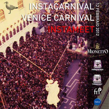 InstaCarnival: gli instagramers fotografano. Gli instagramers raccontano.