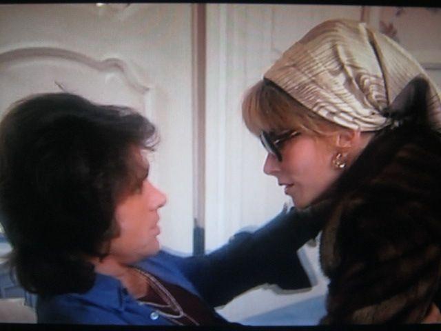 """Lee Grant & Warren Beatty in """"Shampoo"""""""