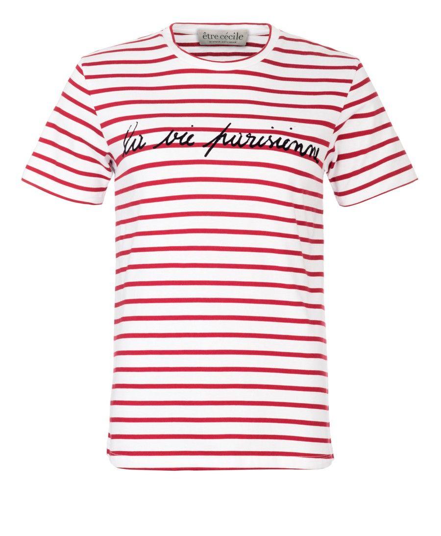84c2c0fbe888f1 La Vie Parisienne T-Shirt - T-Shirts