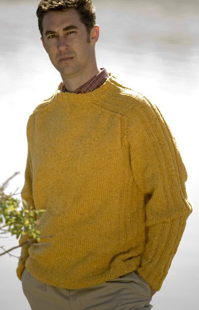 60cd10648076 Unicorn Pattern  Saddle Shoulder Pullover - Complimentary Knitting Pattern