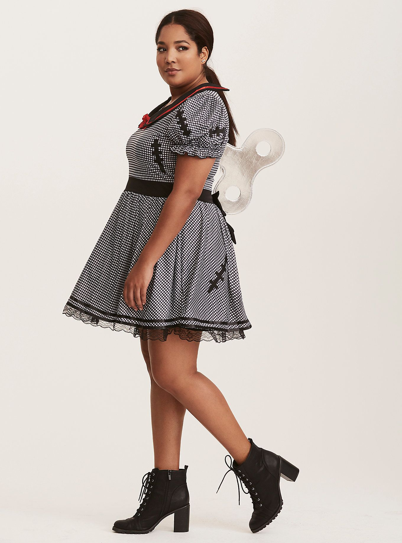 Leg Avenue Halloween Dolly Gingham Costume Torrid (Plus