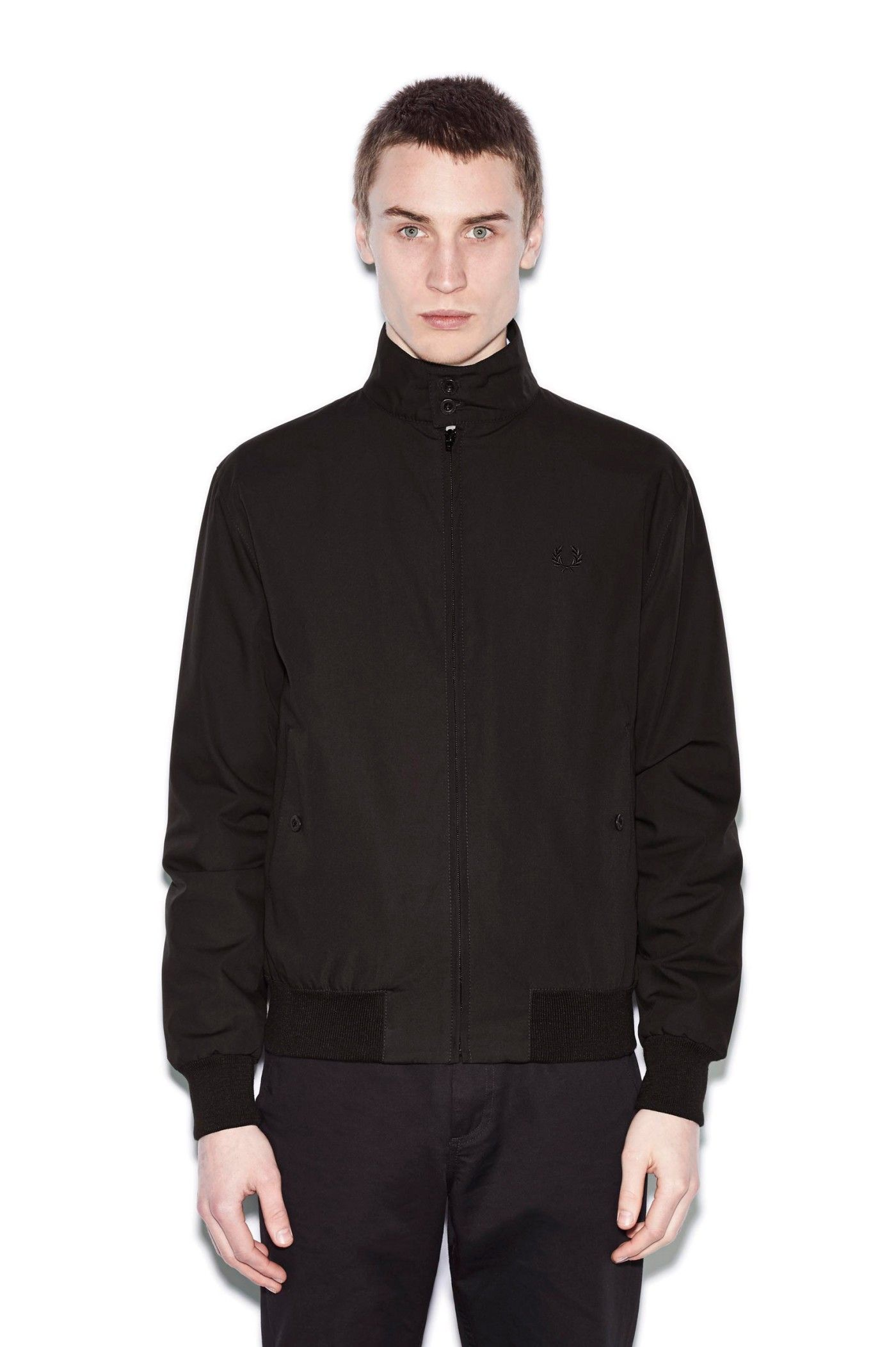 Fred Perry - Reissues Made In England Harrington Black