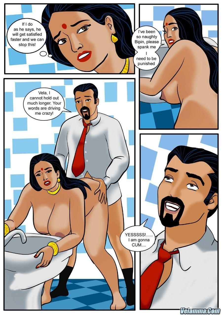 indian porn comic book