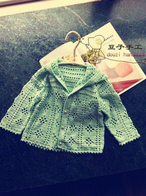 Crochet Boy Baby Jacket Crochet Pattern Make Handmade Crochet