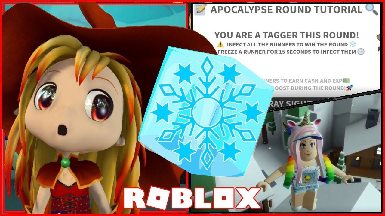 Fun Fast And Intense Frozen Game Roblox Freeze Tag In 2020 Frozen Tags Roblox Games Roblox