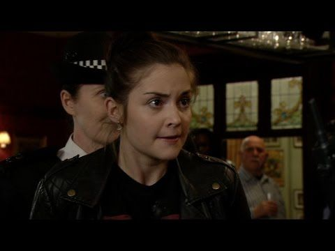Lauren Is Arrested For Assaulting Lucy - EastEnders - BBC