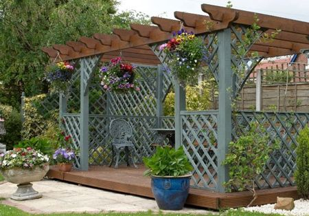 Climate change has definitely upped the summer temperatures in South Africa, and if you don't already have a shady spot of relax outdoors during the day, building a wooden pergola is one project you might like to consider if you want to stay out of the sun