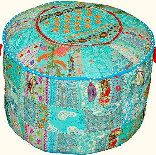 Affordable Meditation Cushions To Buy Right Now Ottoman Cover - Best meditation cushions to buy right now