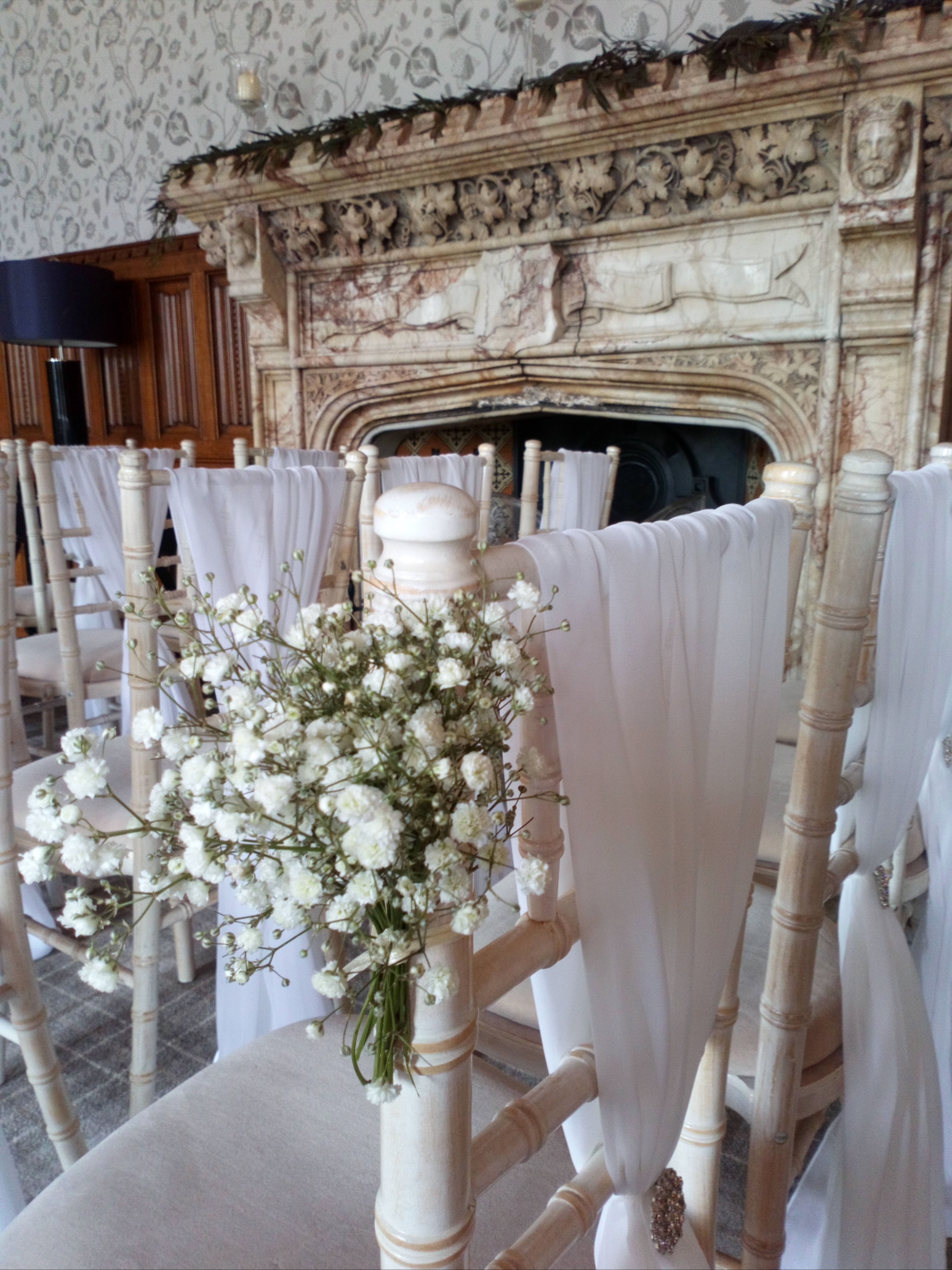 Pretty Wedding At Hensol Castle In 2020 Chiavari Chairs Chiavari Table Decorations