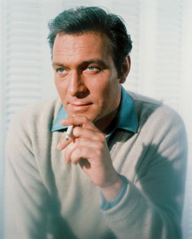 Christopher Plummer . A very handsome and sexy man. Loved him in The a Thorn Birds.