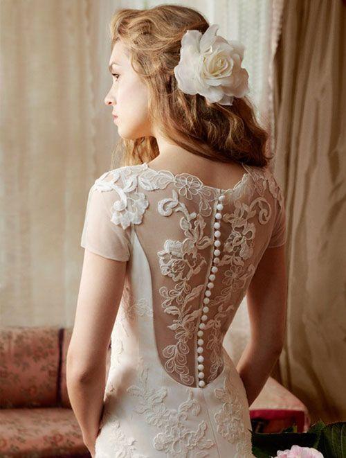 17 Best images about Lace Back Dresses on Pinterest | Lace, Rosa ...