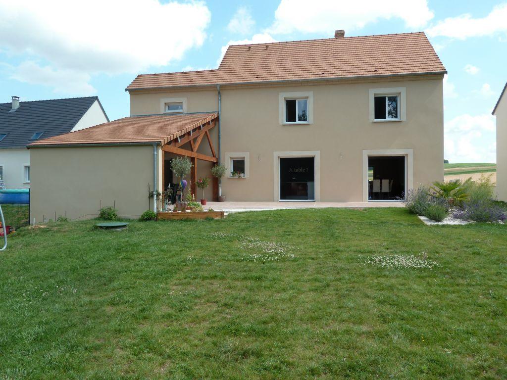 Facades De Maisons En Couleurs enduit beige ocre weber 010 | couleur façade maison