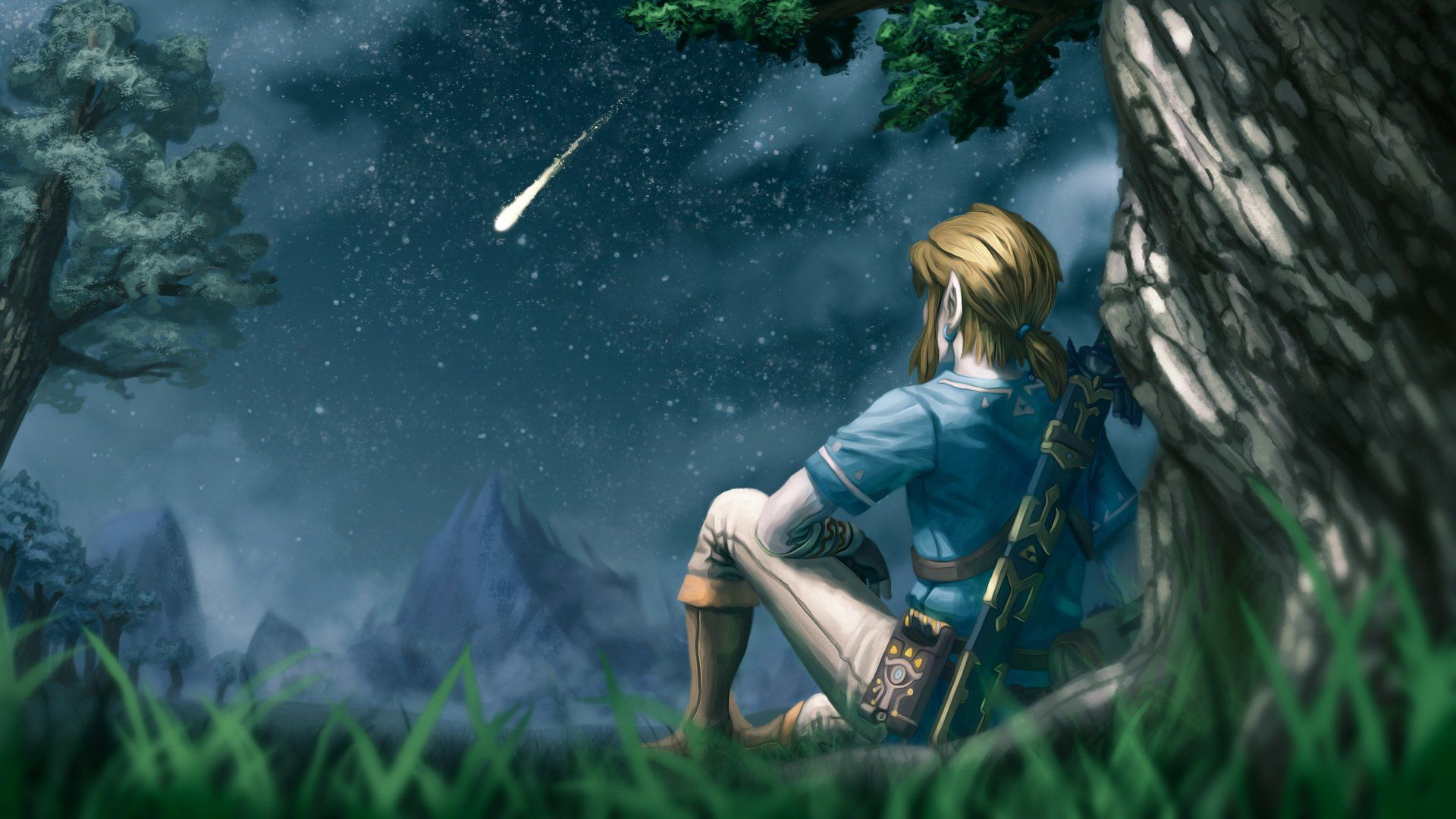 Video Game The Legend Of Zelda Breath Of The Wild The Legend Of