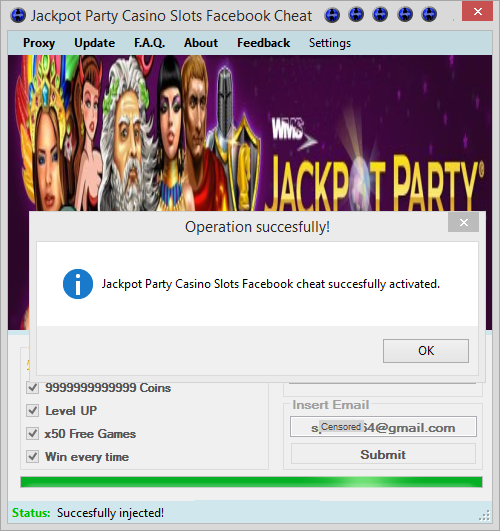 Jackpot party casino hack tool v2.3 easy casino games to play at home