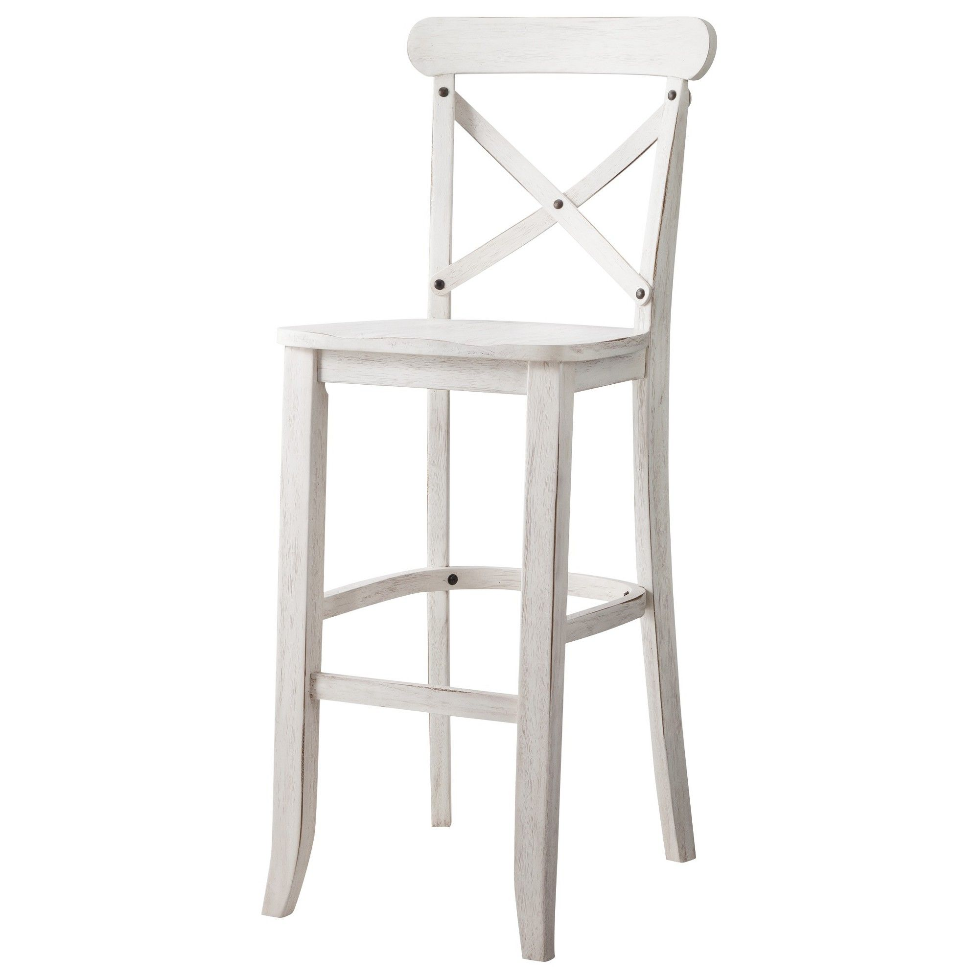 Harvester X Back 30 Barstool Hardwood Beekman 1802 Farmhouse