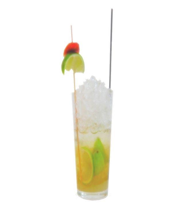 Die Caipirinha gilt als das Nationalgetränk Brasilien`s. Der Drink aus Cachaca, Limetten und weißen Rohrzucker zählt zu den beliebtesten Cocktails.  Das Caipirinha Rezept und weitere Infos findest du hier!