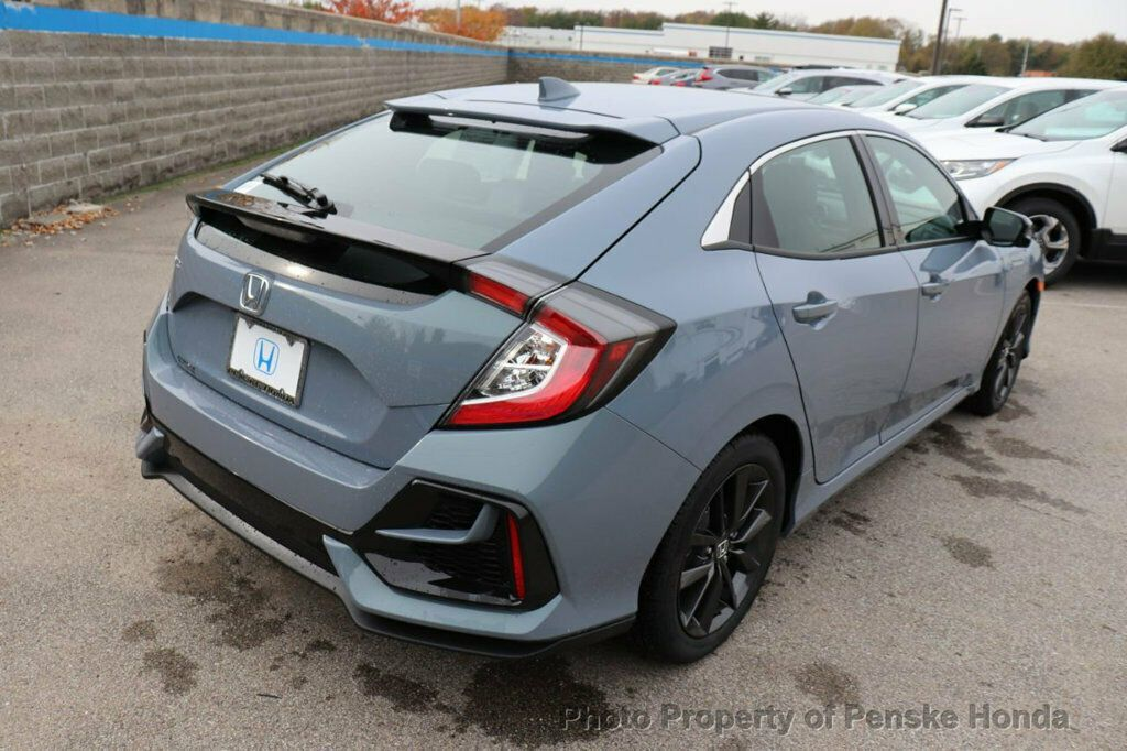 Buy Used 2020 Honda Civic Hatchback EXL CVT EXL CVT New