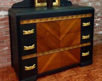 Dressing Table Painted Furniture By RoysTimelessTreasure