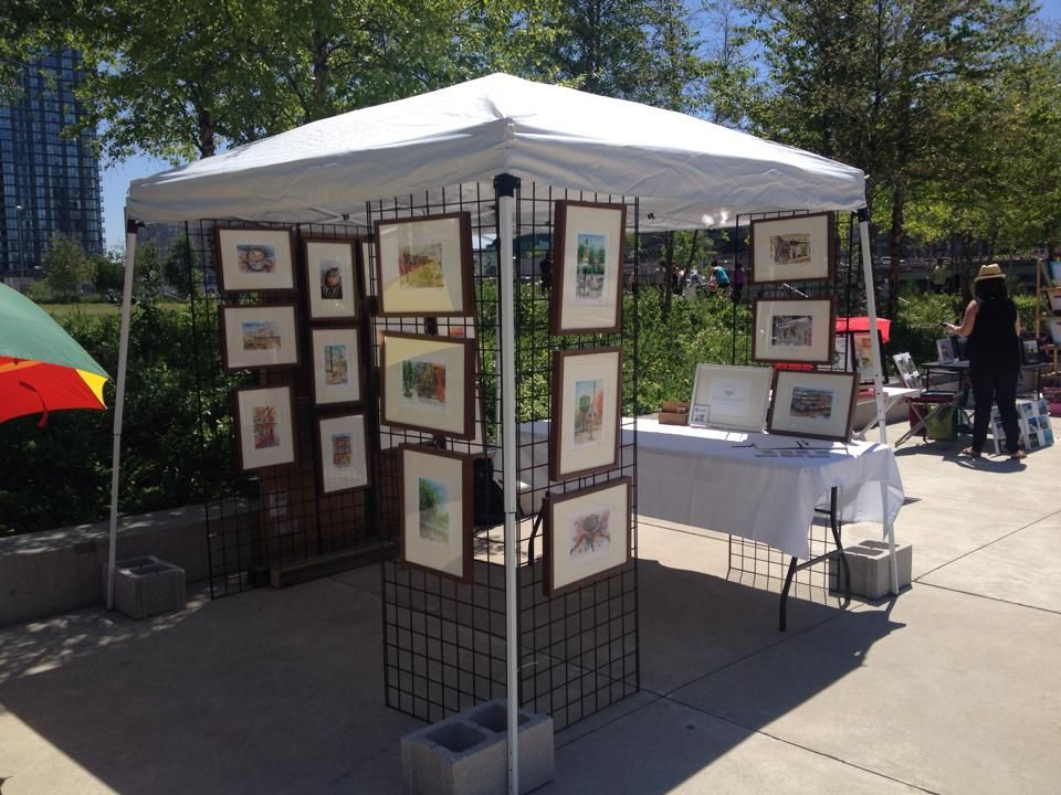 Exhibition Booth Set Up : Photography market day set up google search