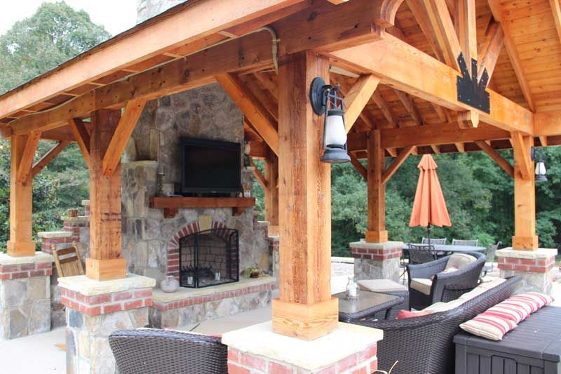 Outdoor Living Additions 5