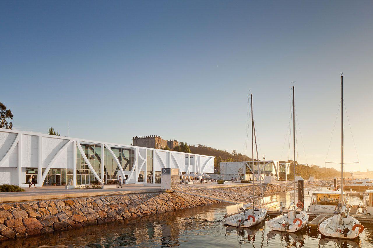 Barbosa & Guimaraes, Douro Marina, Vila Nova de Gaia, Portugal