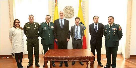 Secretaría de Seguridad será un puente entre el Alcalde y la Policía - ElTiempo.com