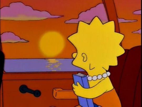 Relatable Pictures of Lisa Simpson Lisa simpson, Cartoon