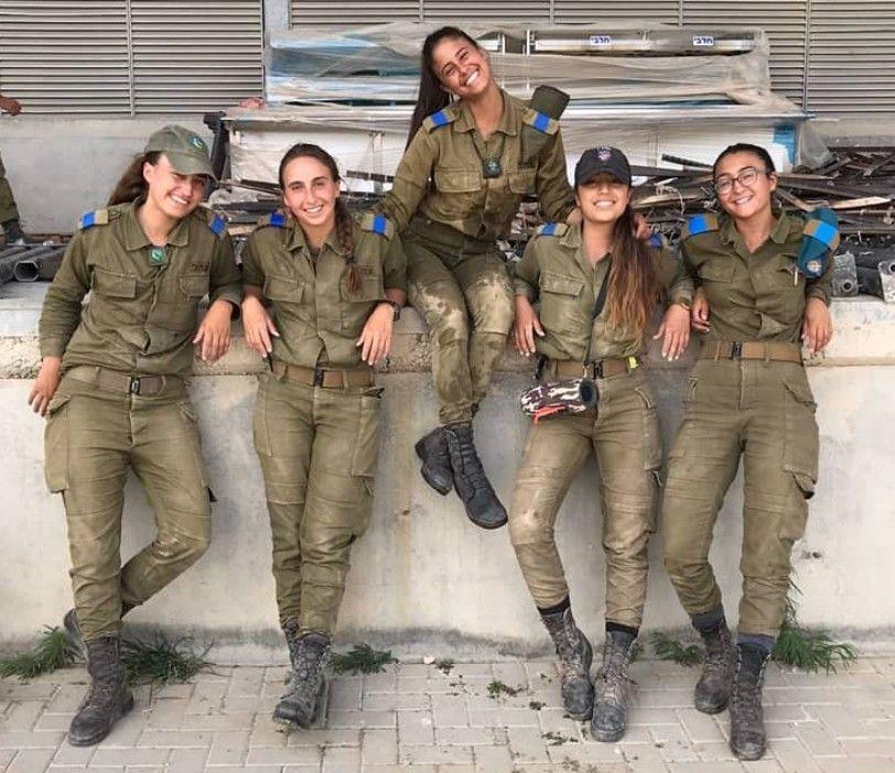 IDF - Israel Defense Forces - Women | israel army ...