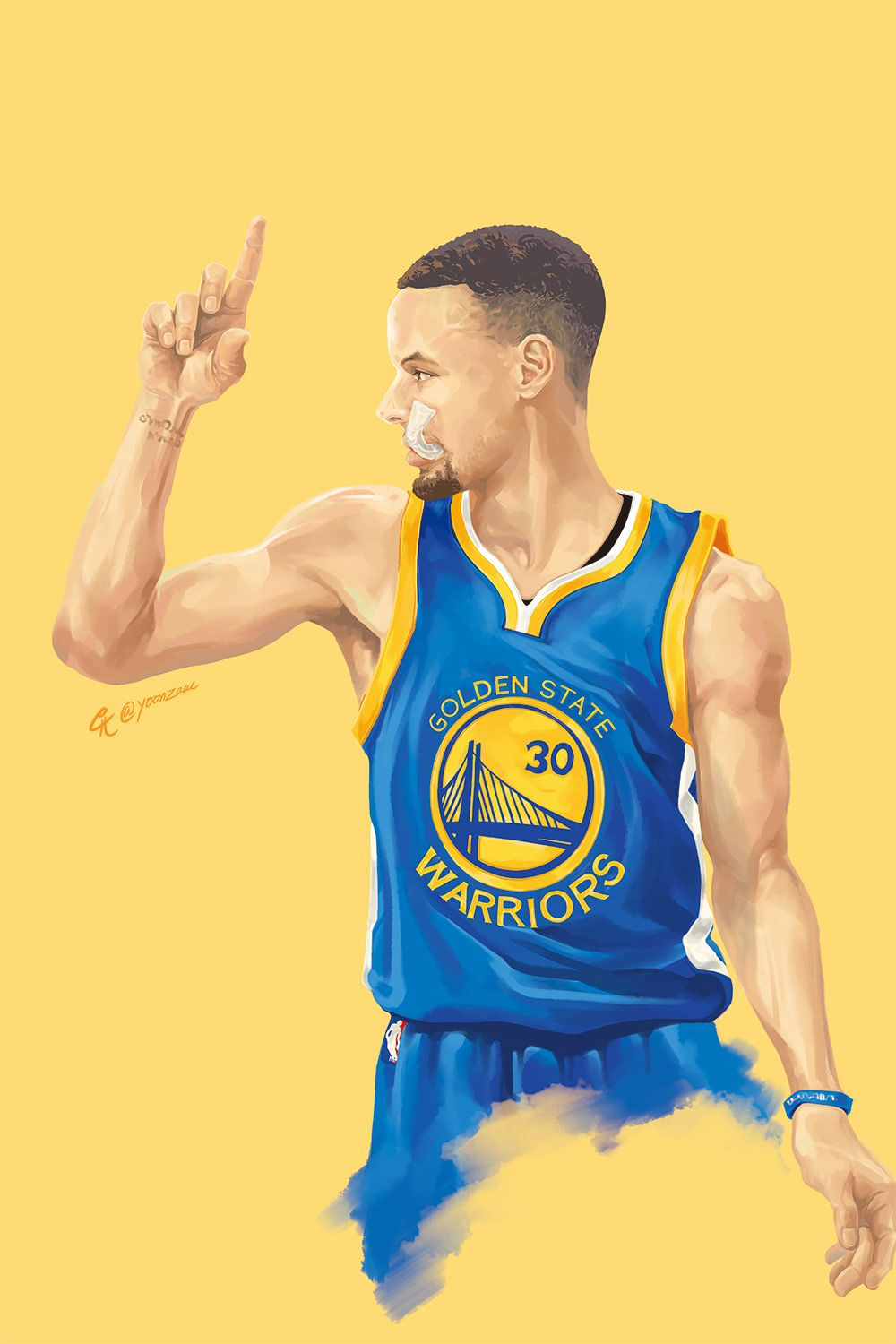 Pin by Cal3b17 on Curry in 2020 Stephen curry wallpaper