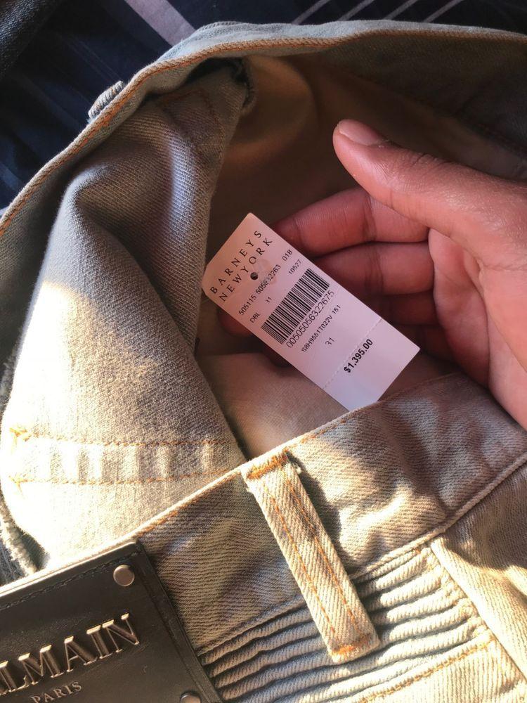 d9ac5b9beda Men s Balmain jeans 34 Authentic  fashion  clothing  shoes  accessories   mensclothing  jeans (ebay link)