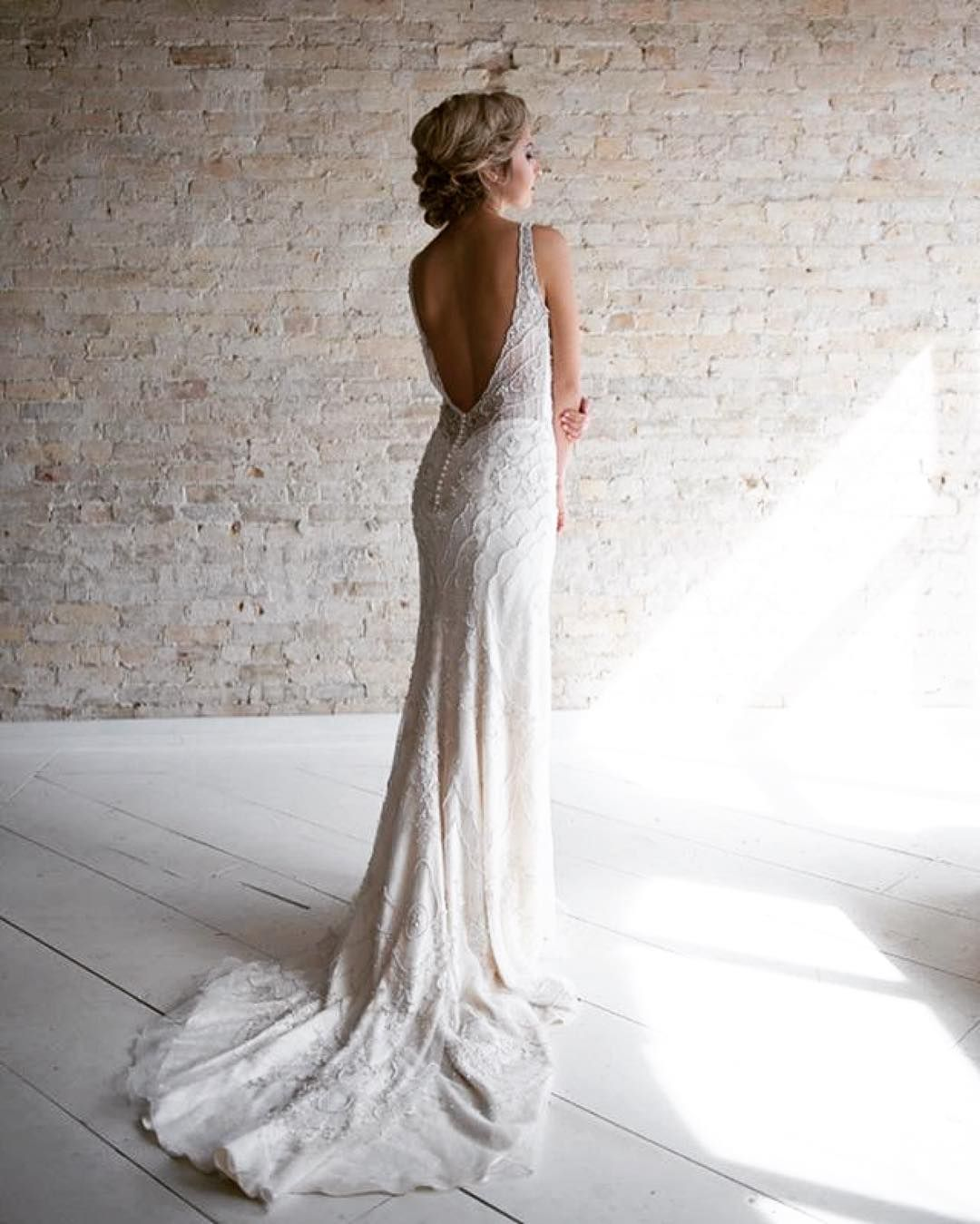 There\'s something about a wedding gown that makes it the most ...