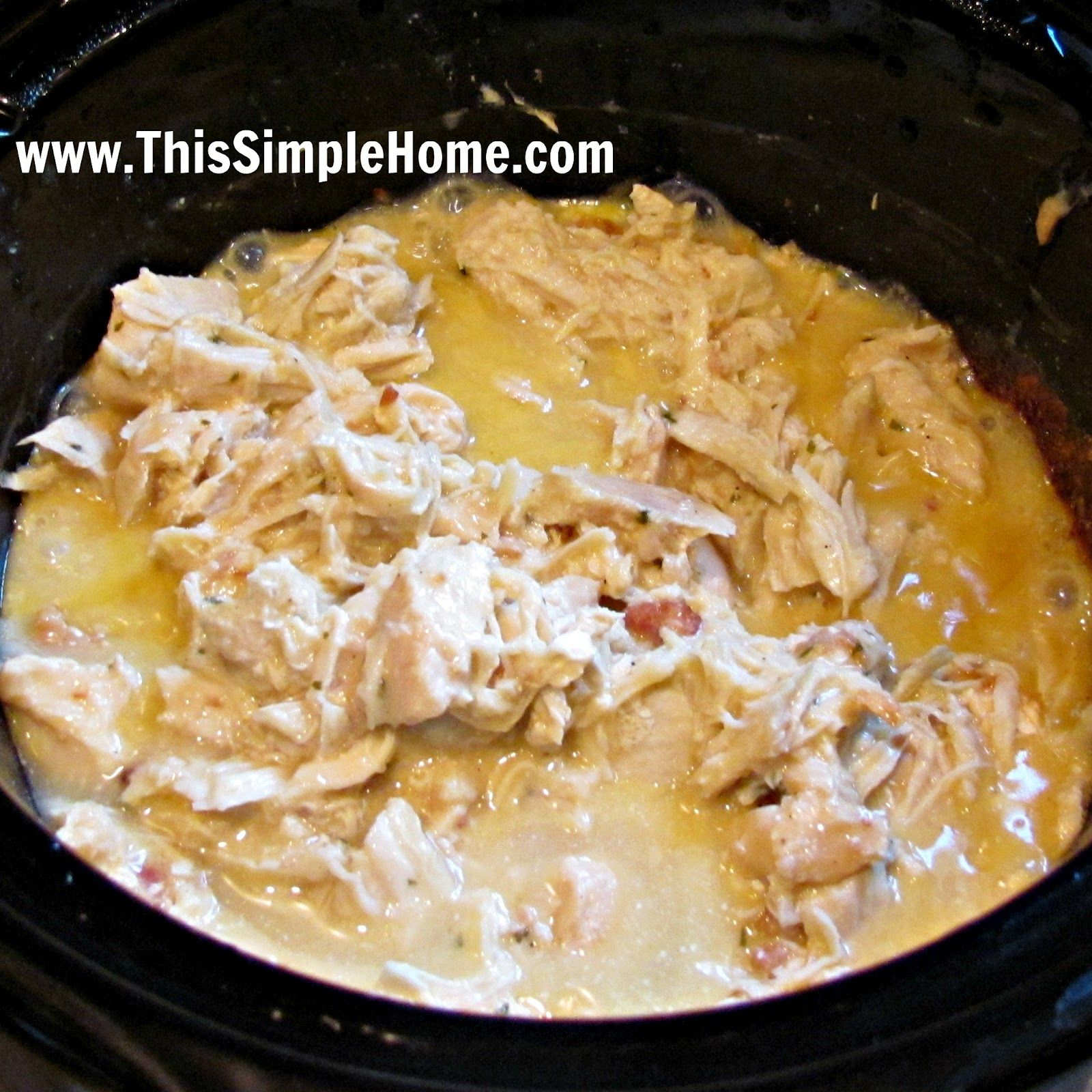 Bacon Ranch Chicken Recipe (With images) Food recipes