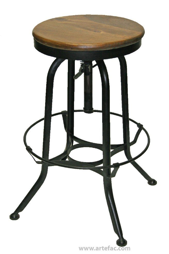 CC-808 Industrial Backless Counter/Bar Stool